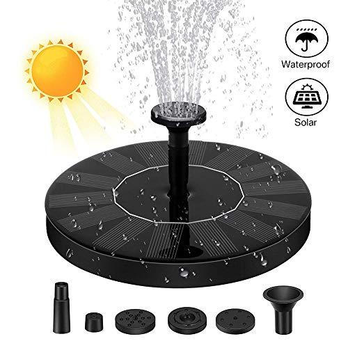 HEYOMART Solar Fountain Pump, 1....