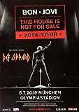Bon Jovi - This House, München 2019 »