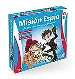 Juego de Mesa Infantil Misión Espía.
