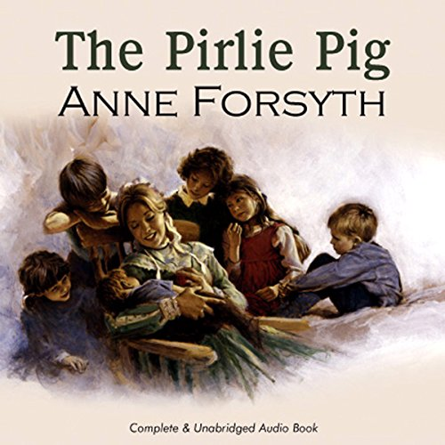 The Pirlie Pig audiobook cover art