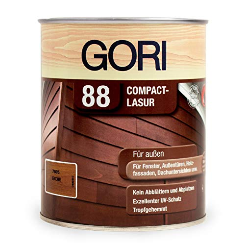 Gori 88 Compact-Lasur, 7805 Eiche, 2,5L
