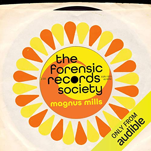 The Forensic Records Society audiobook cover art