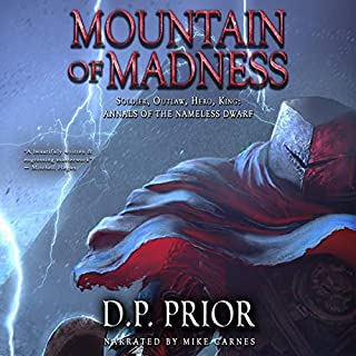 Mountain of Madness cover art