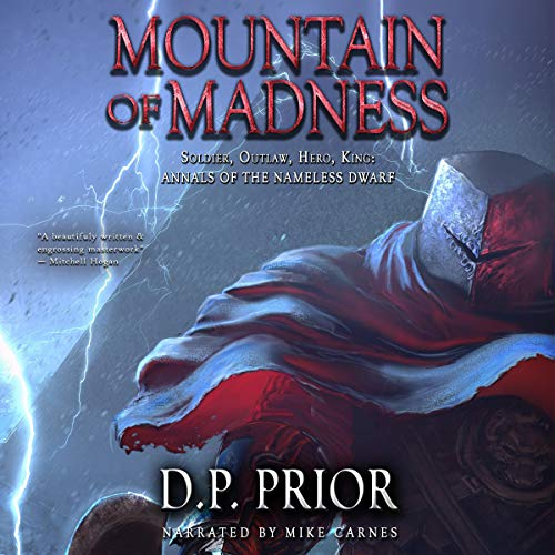 Mountain of Madness audiobook cover art
