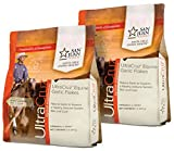 UltraCruz Equine Garlic Flake Horse Supplement Bundle; 2 x 2 lb (180 Day Supply)