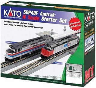 Kato SDP40F Amtrak Starter Set PHII