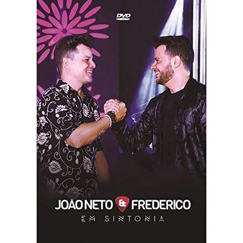 JOAO NETO & FREDERICO - JOAO NETO & FREDERICO - EM SINTONIA - DV