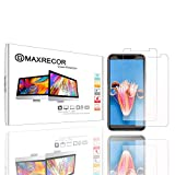 Screen Protector Designed for Vtech Write & Learn Touch Tablet - Maxrecor Nano Matrix Anti-glare (Dual Pack Bundle)