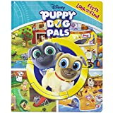 Disney Puppy Dog Pals - First Look and Find...