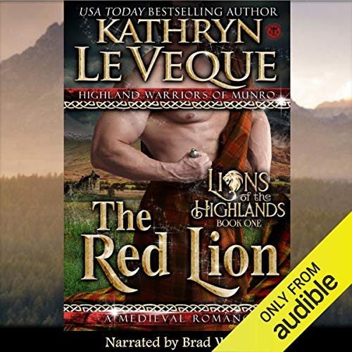 The Red Lion audiobook cover art