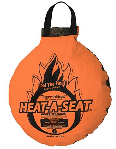 NE Products HOT SEAT Heat-A-SEAT« 17'' WDLND/ORG