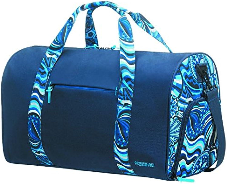 American Tourister MWM - Sportsbag Sporttasche, 50 cm, 46 L, Summer Flow