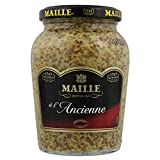 maille - moutarde à l'ancienne 380g - lot de 4