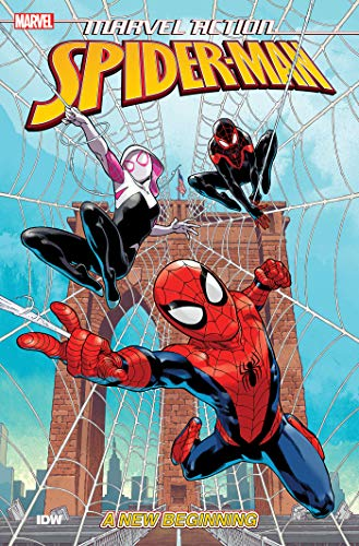 Marvel Action: Spider-Man New Beginnings (Book One): 1