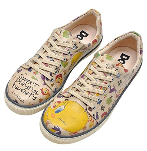 DOGO Sneaker - Sweet Playful Tweety 37