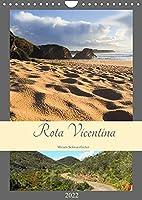 Rota Vicentina (Wandkalender 2022 DIN A4 hoch): Weitwanderweg Portugal (Monatskalender, 14 Seiten )