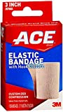 ACE Elastic Bandage with Hook Closure 3 Inch 1 ea ( Pack of 3)