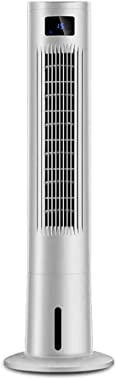 LKNJLL Evaporative Cooler- Oscillating Air Cooler with LED Display- Remote Control- 125 Square Foot Cooling, 12-Hour Timing Function,for Home & Office,Cooling & Humidification Function