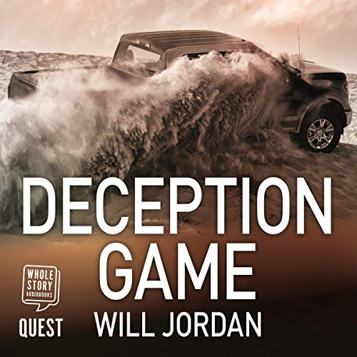Deception Game cover art