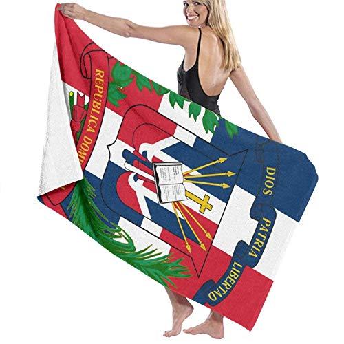 Toallas de baño,República Dominicana,Toallas para Playa hogar Piscina Deporte,80 x 130cm