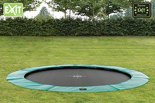 EXIT Trampolin SUPREME Ground Level 427 14ft