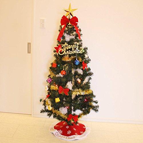 分割スタンダードセットツリー クリスマスツリー 150cm