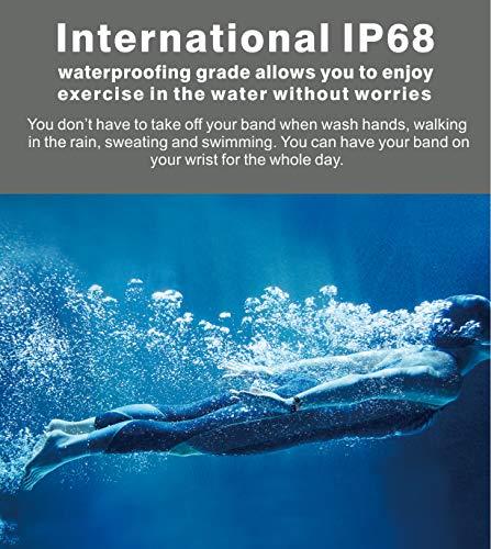 Montre Bracelet Suivi d'entrainement Physique Sport à l'épreuve de l'eau - 4