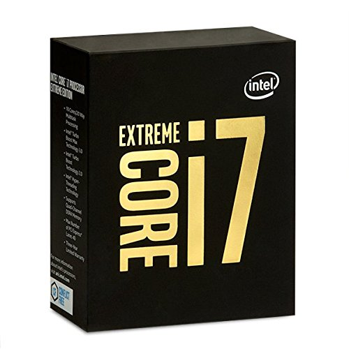 Intel BX80671I76950X Core i7-6950X processor zwart