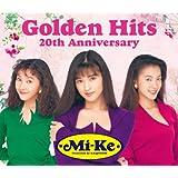 Mi-Ke Golden Hits~20th Anniversary~(DVD付)