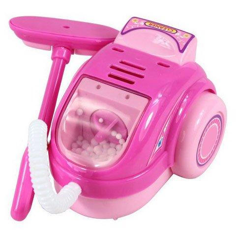 FomCcu Mini aspiradora juguete jugar usar electrodomésticos