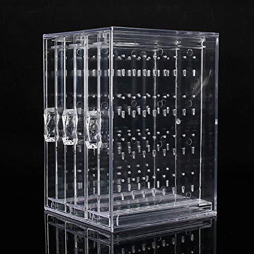 xingxing Industrial Hardware - Caja de almacenamiento para pendientes de acrílico
