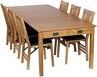 Stakmore Traditional Expanding Table Finish, Oak