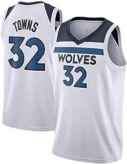 Mejor Camiseta Karl Anthony Towns de 2021 - Mejor valorados y revisados