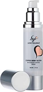COFFEE BERRY BLOOM SERUM - Protect and Repair, Promote Collagen Growth & Glowing Skin - Ideal Defense from Free Radical & UV Damage, Age Defying with Vitamin Rich Botanicals
