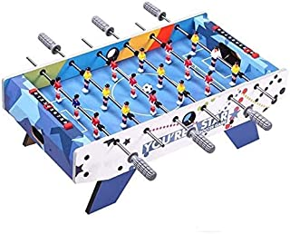 Foosball Table, Soccer Game Table Competition Sized Football Arcade for Adults, Kids, Indoor Game Room Sport Wooden Footba...