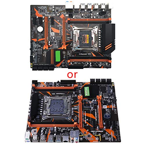 fengchensety X99 LGA2011-V3 Professional 4 Channel DDR4 Desktop Computer Motherboard Module