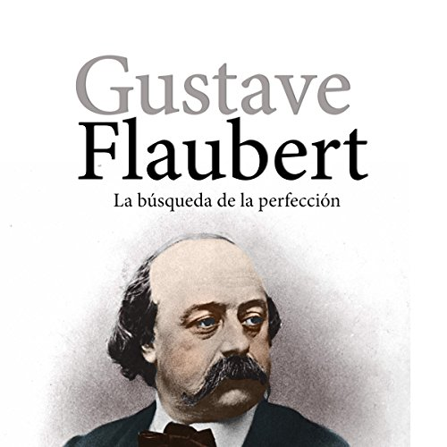 Gustave Flaubert: La búsqueda de la perfección [Gustave Flaubert: The Pursuit of Perfection] copertina