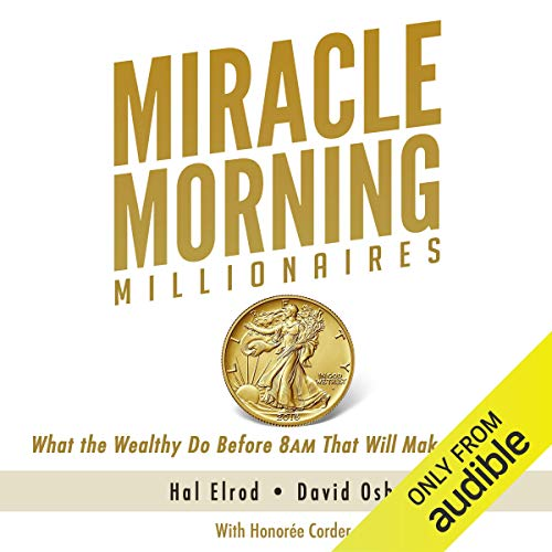 Couverture de Miracle Morning Millionaires