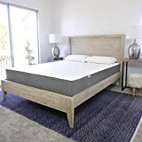 Sure2Sleep Monterey King 10-inch Med Firm Mattress. Made in USA. Ventilated HyPUR-Gel. Sleeps Cool. CertiPUR-US.