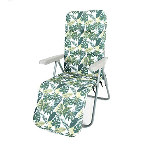 Silla Relax Elegante PALMITO Verde. 12005