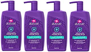 Aussie 袋鼠 清洁修护洗发水29.2盎司(855ml)(4瓶装)