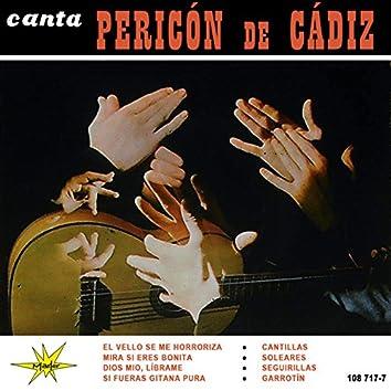 Canta Pericón de Cádiz