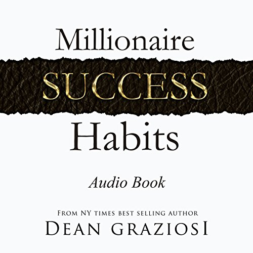 Millionaire Success Habits audiobook cover art