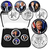 Donald Trump 45th U.S. President Coin Collection