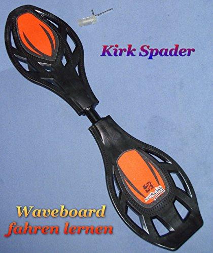 Waveboard fahren lernen