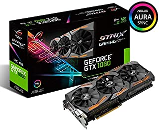 Asus ROG STRIX GTX 1060 A6G Gaming 6GB GDDR5