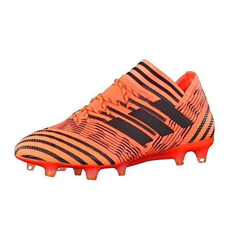 adidas Nemeziz 17.1 Fg, Scarpe da Calcio Uomo, Arancio (Arancio-(NARSOL/Negbas/Rojsol), 40 2/3 EU