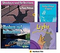 Becker's School Supplies Shadows & Light 3 Book Set (Pack of 4) [並行輸入品]
