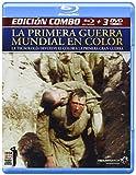 La Primera Guerra Mundial en Color (Combo Blu-ray + DVD) [Blu-ray]