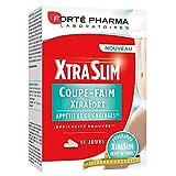Forté Pharma - XtraSlim Coupe-Faim | Complément Alimentaire Minceur - Appétit et Grignotages | 60 gélules